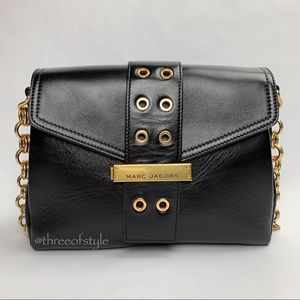 Marc Jacobs Lock and Strap Shoulder Bag